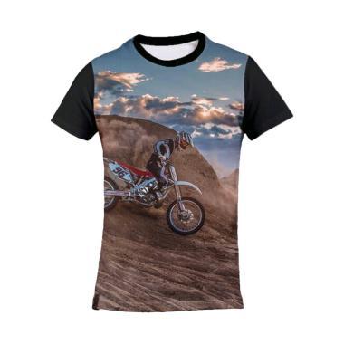 harga Kaos Urban KTM Kaos Spot Dyrfit Benzema Jersey Motocross [AD0066] Blibli.com