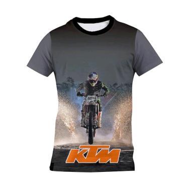harga Kaos Urban KTM Dyrfit Benzema Jersey Motocross - Hitam [AZ0017] Blibli.com