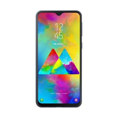 Produk Samsung Galaxy M20 Smartphone [3GB/ 32GB]