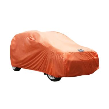 harga DURABLE Premium Selimut Cover Body Mobil for Vw Phaeton or Safari Orange Blibli.com