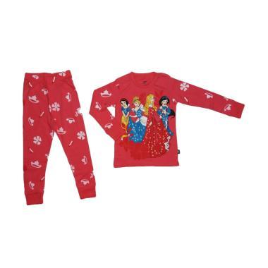 VERINA BABY Princess Pajamas Stelan Baju Anak 85cb7b9802