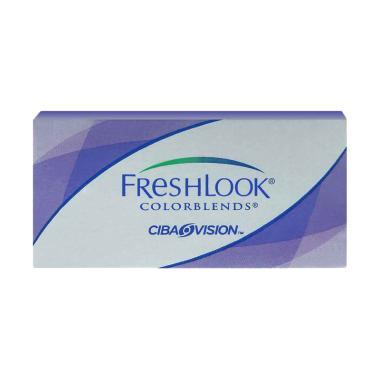 harga Freshlook Colorblends by Ciba Vision Softlens Warna - Amethyst -3.00 Amethyst Blibli.com