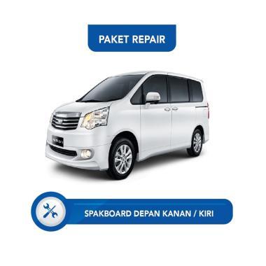 harga Subur OTO Paket Jasa Reparasi Ringan & Cat Spakbor Depan Kanan atau Kiri Mobil for Toyota Nav1 Blibli.com