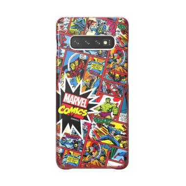 Samsung Marvel Comic Friends Casing for Samsung Galaxy S10