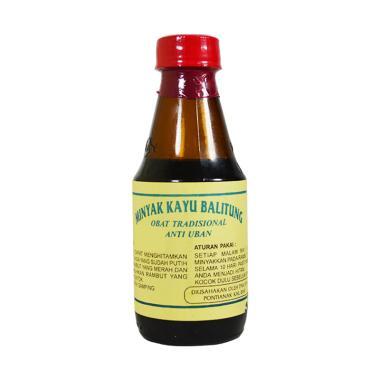Mandjur Minyak Kayu Balitung Penyubur Rambut [233 mL]