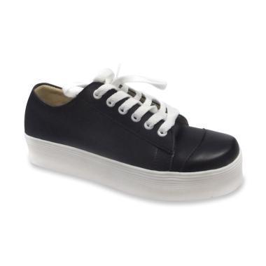 Beauty Shoes 1206 Slip On Sepatu Wanita - Black