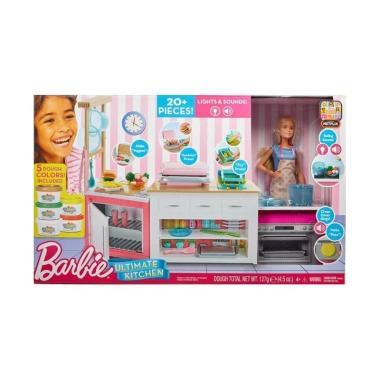 Jual Boneka Barbie Masak Online Baru Harga Termurah September 2020 Blibli Com