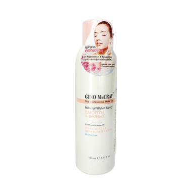 harga BEAUTY BUFFET Gino Mccray The Professional Make Up Mineral Water Spray [150 mL] Blibli.com