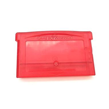 Bluelans Game Cartridge Card Storage Case Protective Cover Shell for Nintendo GBA SP- Red