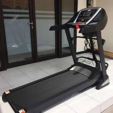 harga Fitclass M1 Electric Treadmill Fs Moscow Alat Fitness Blibli.com