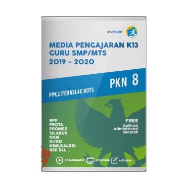 harga Sintesa Creative Media Pengajaran PKN Kelas 8 SMP/MTS K. 2013 Software Blibli.com