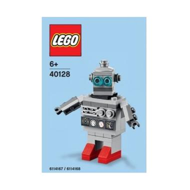 LEGO 40128 Monthly Mini Model Build Set & Block [2015 03 March]