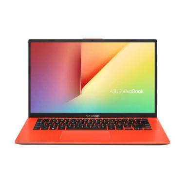 harga Asus Vivobook A412FL-EK504T Notebook - Coral Crush [14 Inch FHD/i5-8265U/MX250/8GB/512GB PCie/NoODD/WIN10] Blibli.com