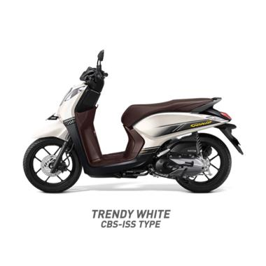 harga Honda Genio CBS ISS Sepeda Motor [VIN 2019/ OTR Jadetabek] Blibli.com