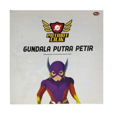 harga PATRIOT CILIK Vol 02 - Gundala Putra Petir - komik anak anak Blibli.com
