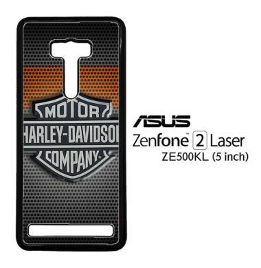 harga Casing ASUS ZENFONE 2 LASER 5 INCH Custom Hardcase motor harley davidson logo Z4053 Blibli.com