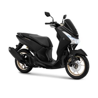 Yamaha Lexi S Sepeda Motor [VIN 2019/ OTR Jabodetabek]
