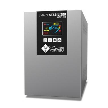harga YORITSU MDX-7.5 Stabilizer [7.5KVA] Blibli.com