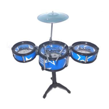 harga Xio Solution Jazz Drum Mini Mainan Alat Musik Anak Blibli.com