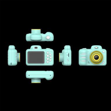 IIT Kids Digital Camera Children Shockproof Rechargeable Digital Camcorder Cameras [2.1 Inch/ HD Screen/ 12MP]