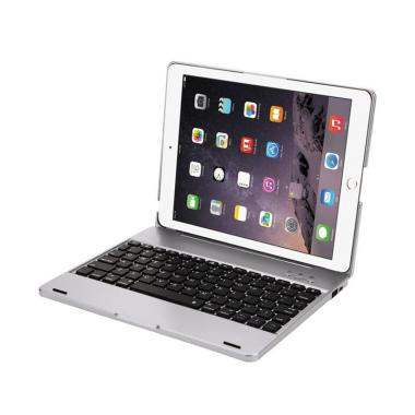 Wireless Keyboard Case H9 For Ipad 2 3 4 with Back Cover and PowerBank