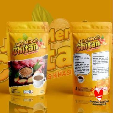 harga Chitan Jahe Merah [250 g/ 5 lusin] Blibli.com