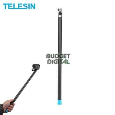 harga TELESIN Tongsis Monopod Super Long Carbon Fiber 2.7M For Gopro Action Blibli.com