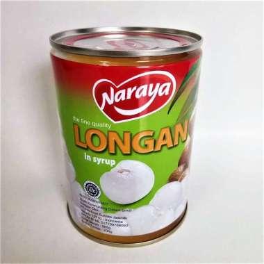 harga Naraya Longan/ Buah Kelengkeng dalam sirup - Minuman kaleng 565gr Blibli.com