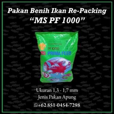 harga Pelet /Pakan Ikan Gurame, Lele, Nila, Gabus Matahari Sakti PF1000 Repacking 500 gr Blibli.com