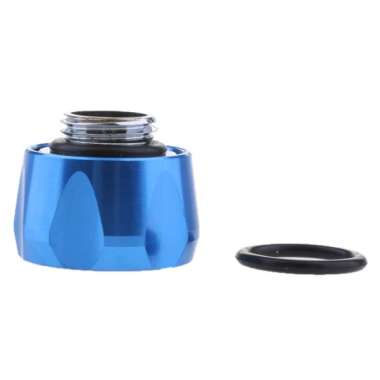 harga G1/4 Thread Rigid Tube Compression Fittings OD 14mm/ ID 10mm Hard Tube blue Blibli.com