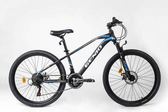 harga ATR Sepeda Gunung Genio MTB 27,5-24SP GENIO M-346 (20) BK-SLV-BL Blibli.com