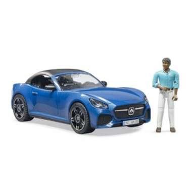 harga BRUDER 3481- Roadster with driver Blibli.com