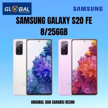 Samsung Galaxy S20 FE (8/256GB) Garansi Resmi Purple