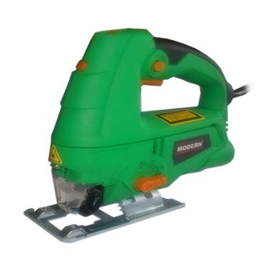 Modern M2200L Laser Mesin Jig Saw - Hijau