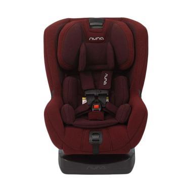 Nuna Rava Convertible Car Seat - Berry