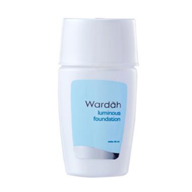 Wardah EVD Lumi LIQ Foundation - 03 Beige