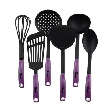 Spatula Kitchen Tools Oxone Ox-953 Ungu