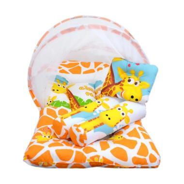 Babybess Girafee Kasur Kelambu Bayi