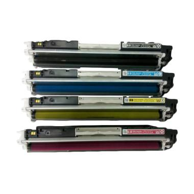 HP CP1025 Set Toner Catridge Compatible [4 Warna]