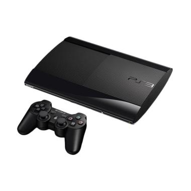 SONY PS3 Super Slim Game Console with 2 Stick wireless [HDD 320 GB]