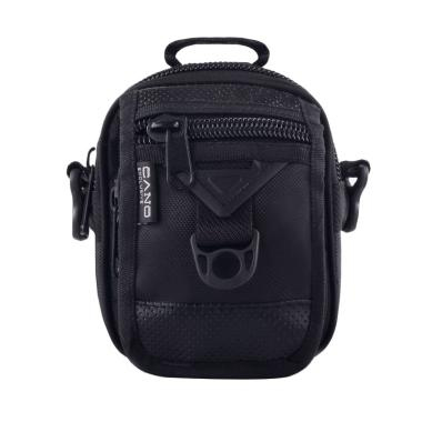 Tas Mania Mini Cano Traveller Sling Bag - Black