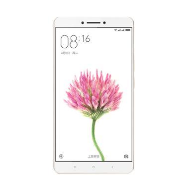 Xiaomi Mi Max Smartphone - Gold [64 GB/3 GB]
