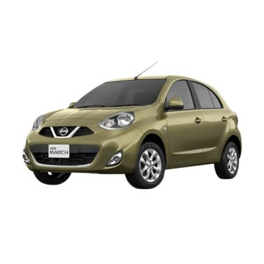 Nissan March 1.2 Mid Mobil - Green Metalic