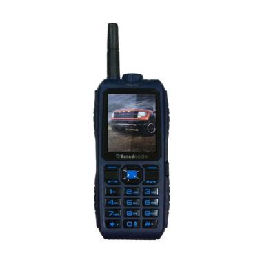 BrandCode B9900 Handphone - Biru [Dual SIM]