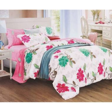 Tatami Claudia Set Sprei dan Bed Cover