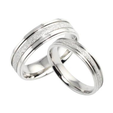 Fanscouple Cincin Couple [Tipe 21]