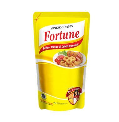 harga Fortune Minyak Goreng Pouch [1000 mL] Blibli.com