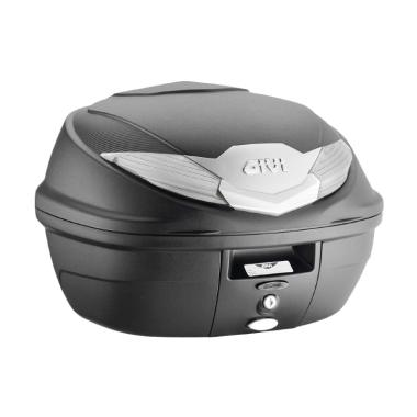 GIVI B360NT Tech Top Box Motor - Black/Silver