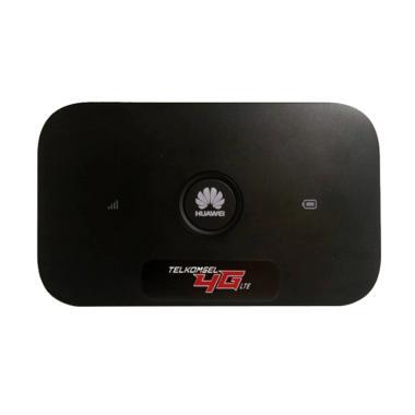 Huawei E5573 Modem MIFI - Hitam [4G LTE/150 Mbps]