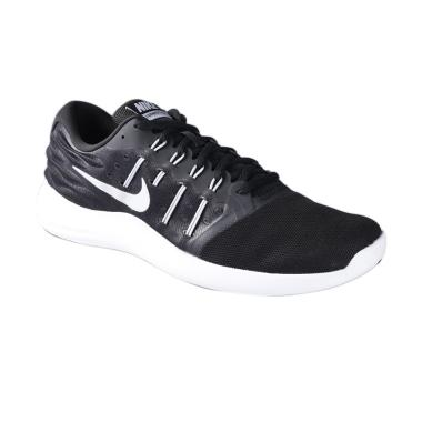 Nike Lunarstelos Sepatu Lari - Black 844591-001